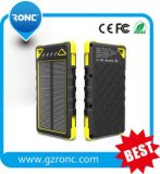 Real Capacity 8000mAh Solar Power Bank Charger