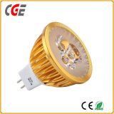 Venda quente 2017 GU10 MR16 Luz da Lâmpada do Refletor LED Gu5.3 3W 5W 7W lâmpada LED de iluminação LED