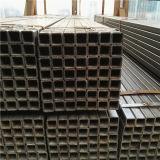 Q235 ASTM A500 Gr. B No Tubo de unión No Barra de acero Negro Cuadrado Sección hueca con extremo limpio
