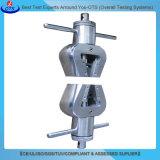 Máquina de teste universal da força elástica de servo motor do vertical para a borracha