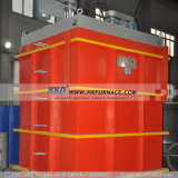 Fornace del nitrato di bonifica isotermica per l'estinzione isotermica e la soluzione solida