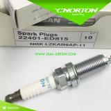 Свеча зажигания качества Hight для Ngk Lzkar6ap для Nissan/Тойота 22401-ED815 22401 ED815
