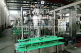 容積測定のタイプガラスによってびん詰めにされる炭酸飲料の満ちる製造設備