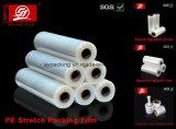 80-100ga Granules d'origine la chemise de PEBDL à faible densité de l'emballage Film étirable