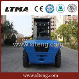 Cummins- Enginegabelstapler-Behälter-Dieselgabelstapler 12 Tonne