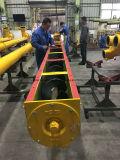 het u-Type Sicoma van 273mm Transportband van de Schroef van de Buis de Spiraalvormige