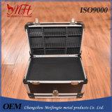 Aluminiumlegierung-Werkzeugkasten mit Unterbrecher-Schaumgummi