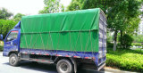 Buena resistencia al desgaste de PVC revestido doble lona