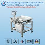 Pesador de cinto automático / balança de pesagem / transportadores de pesagem para venda