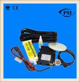 Tipo de aderência exterior sensor nivelado ultra-sônico de combustível