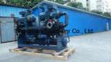 75 Danfoss расширительного клапана R404A на основе этиленгликоля с водяным охлаждением водой Чиллеры