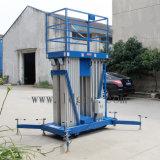 plataforma 10meters aérea hidráulica de alumínio (GTWY10-400S)