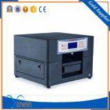 고해상을%s 가진 기계 A4 UV 인쇄 기계를 인쇄하는 고속 UV 기타 후비는 물건