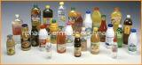 Botella de agua mineral automática PVC manga Máquina de etiquetado