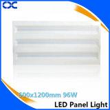 Освещение панели потолка RoHS 600X1200mm 96W СИД Ce