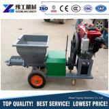 Máquina de pulverização do cimento profissional do almofariz do equipamento de construção