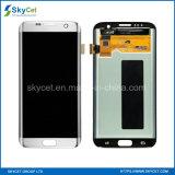 Мобильный телефон разделяет экран дисплея LCD для края Samsung S7