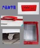 Холодильник батареи компрессора замораживателя 12V24V48V комода DC Purswave 158L солнечный