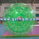 L'eau de l'homme gonflable en PVC de marche balle de rouleau