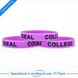 Hot Sale de la promotion de l'impression personnalisée de bracelet Slap Stand tailles promotionnelle
