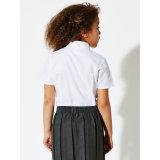 100% coton l'école primaire de filles Shirt