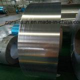 Bobina di alluminio usata per il centralino