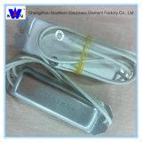 알루미늄 ISO9001를 가진 쉘 철사에 의하여 상처를 입는 변하기 쉬운 저항기