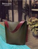 Borsa a forma di del cuoio del sacchetto di spalla della benna di modo