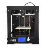 Anet3d sichere Maschine des hohe Präzisions-zusammengebaute Drucker-3D mit Karte Ableiter-16GB