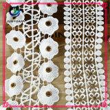 熱い販売の高品質のかぎ針編みの綿のレースの衣服のレースのトリミング