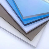 Thermoformable festes bedeckt Polycarbonat-Blatt-transparentes Polycarbonat das 0.8mm Polycarbonat-Film
