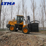 Ltma neuer 10 Tonnen-raues Gelände-Dieselgabelstapler für Verkauf