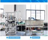 Automatische runde Plastikflaschen-Hülsen-Etikettiermaschine