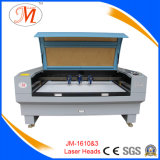 3 cabeças de corte a laser e máquina de gravura para corte de bordado (JM-1610-3T)