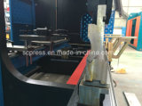 CNC van het Metaal van het blad de Hydraulische Rem van de Pers