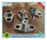 Het Afgietsel van de Investering van het roestvrij staal/van het Aluminium en CNC het Machinaal bewerken