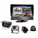 Système de surveillance des caméras du moniteur CCTV LCD, Auto-Scan, format du système NTSC / PAL