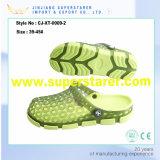 EVA Sandálias De Plástico Sandálias De Pele Holey Flat