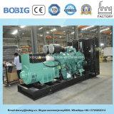100 квт дизельного двигателя Cummins электрический генератор для промышленного использования