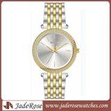 Qualitäts-Form-wasserdichte Armband-Dame-Quarz-Uhr