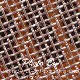 Rete metallica tessuta AISI304
