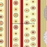100%Polyester круги Pigment&Disperse напечатали ткань для комплекта постельных принадлежностей