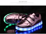 LED de crianças moda populares calçados para crianças