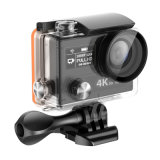 Ambarella A12 Ultra HD 4k 30fps / 1080P 120fps Waterproof Sport Action Camera H8r PRO avec WiFi Watch Remote Dual Screen