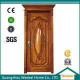 Personnaliser les portes en bois solides de qualité pour des hôtels/Chambres
