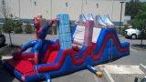Riesige aufblasbare im Freienkinder Obtsacle Kurs-Spiele für Verkauf