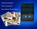 printer van het Ontvangstbewijs Bluetooth van 58mm de Mini Handbediende Thermische voor Androïde