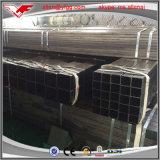 ASTM A500 Gr. B 50X50mm schwarzes Quadrat-Höhlung-Kapitel-Stahl-Gefäß