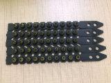 La couleur noire. 27 chargement de pouvoir de bande du plastique 10-Shot 6.8X11 S1jl de calibre