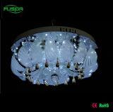 De Verlichting van het LEIDENE Plafond van het Kristal voor de Decoratie van het Huis